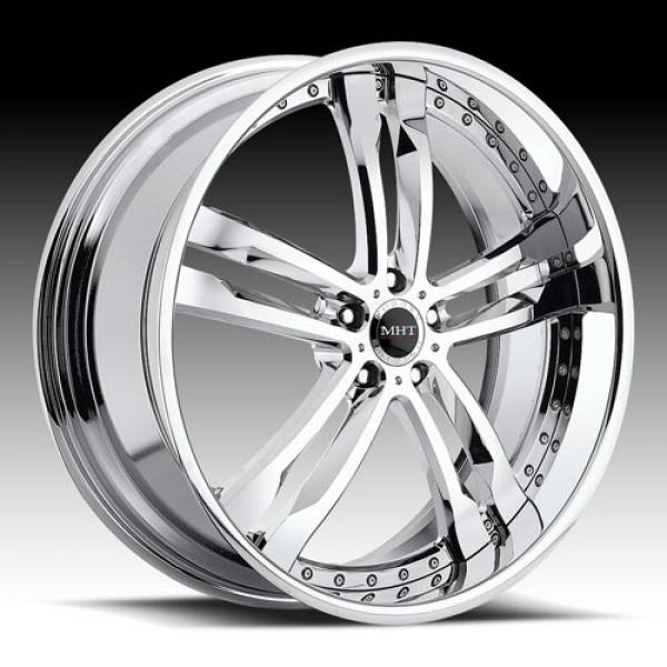 PHASE 5 CHROME RIM by MHT FORGED EDITION