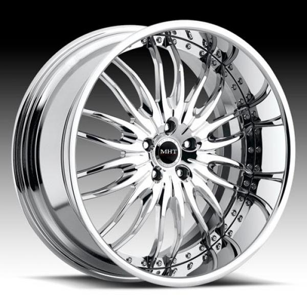 RADIANT CHROME RIM by MHT FORGED EDITION