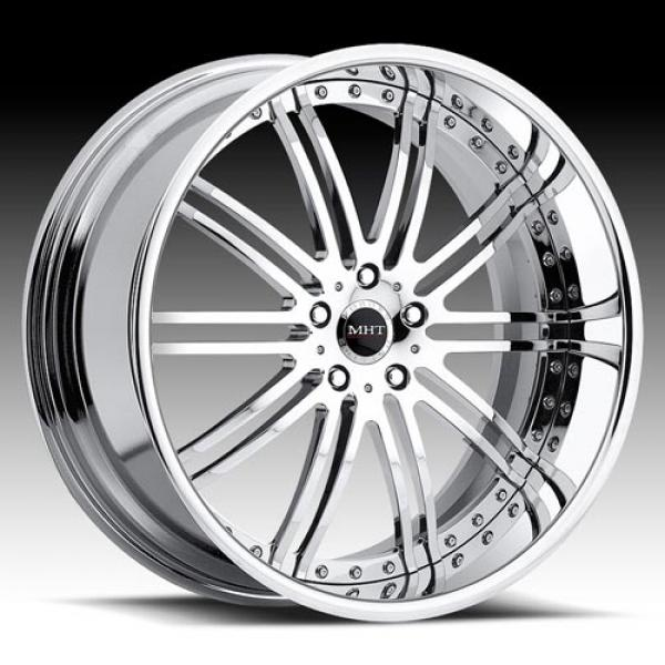 VENDETTA CHROME RIM by MHT FORGED EDITION