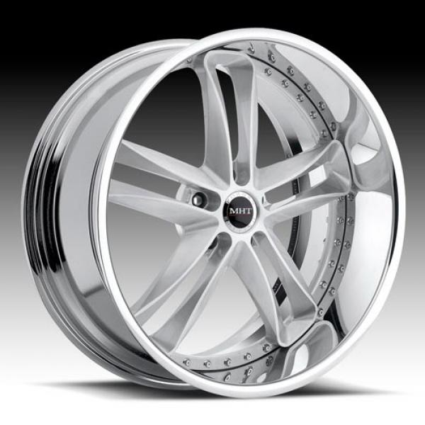VORTEX BRUSHED RIM by MHT FORGED EDITION
