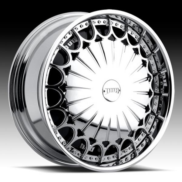 KINGSTER S776 CHROME RIM by DUB SPINNERS