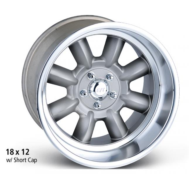LT-III CAST CENTER WHEEL by ET WHEELS