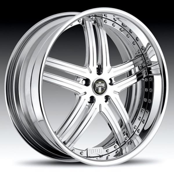 TYPE 11 CHROME RIM by DUB FORGED