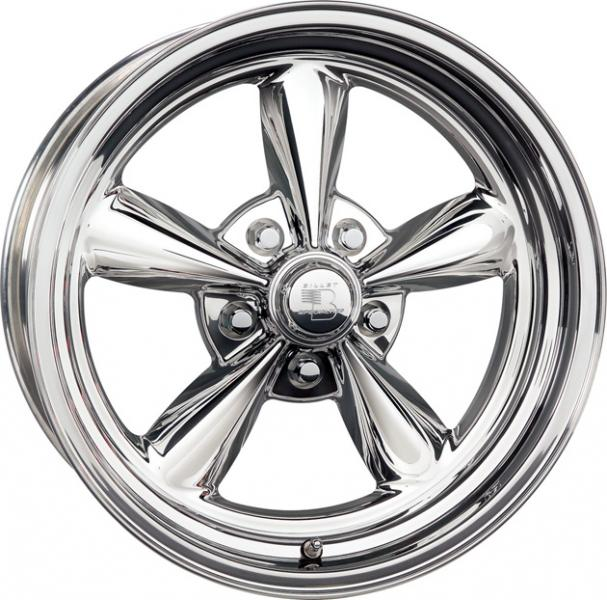 CRUISE LINE CLASSIC POLISHED RIM by BILLET SPECIALTIES WHEELS