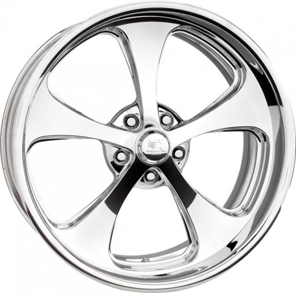 PROFILE COLLECTION HIBOY POLISHED RIM by BILLET SPECIALTIES WHEELS