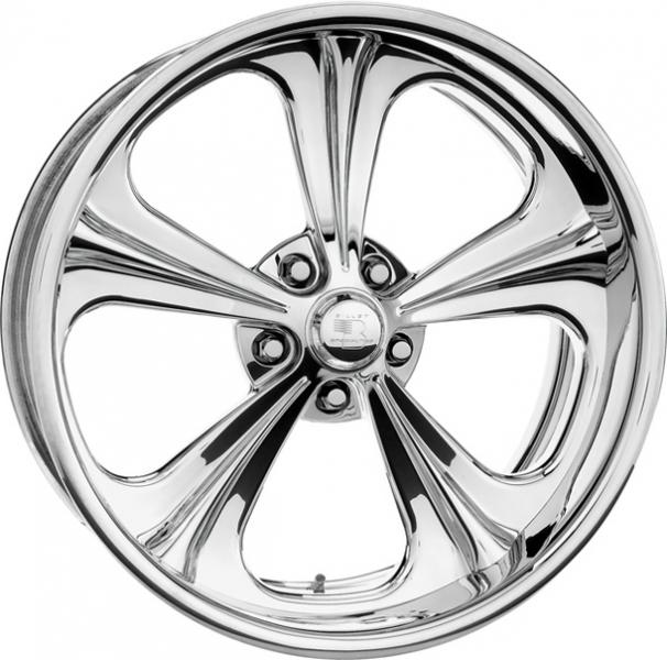 PROFILE COLLECTION RAIL POLISHED RIM by BILLET SPECIALTIES WHEELS