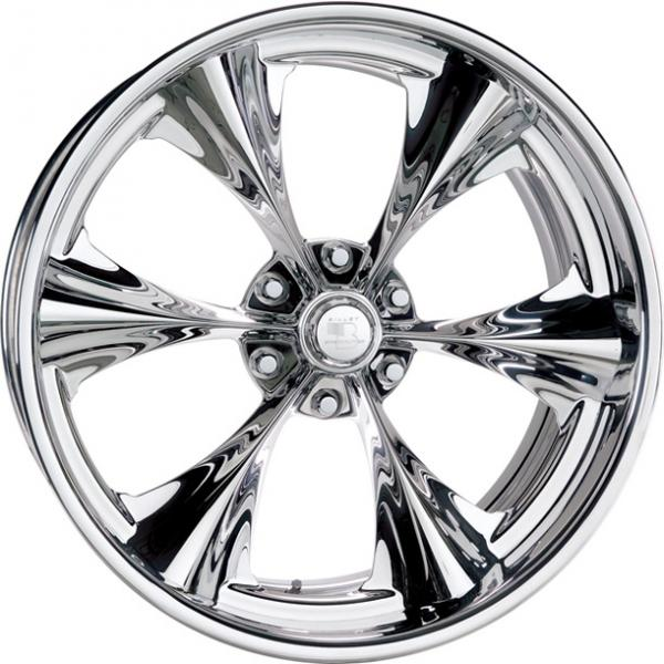 PROFILE COLLECTION STILETTO 6 POLISHED RIM by BILLET SPECIALTIES WHEELS