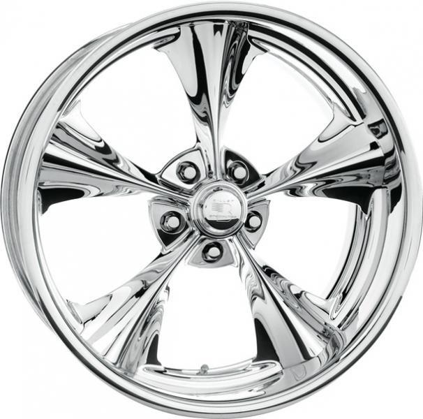 PROFILE COLLECTION STILETTO POLISHED RIM by BILLET SPECIALTIES WHEELS
