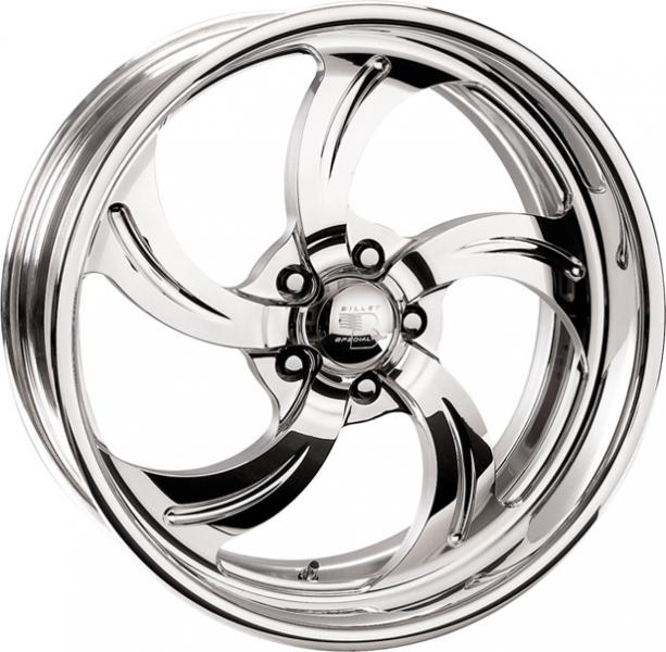 SLG SERIES SLG02 POLISHED RIM by BILLET SPECIALTIES WHEELS