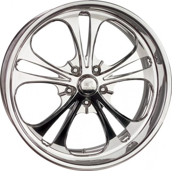 SLG SERIES SLG05 POLISHED RIM by BILLET SPECIALTIES WHEELS