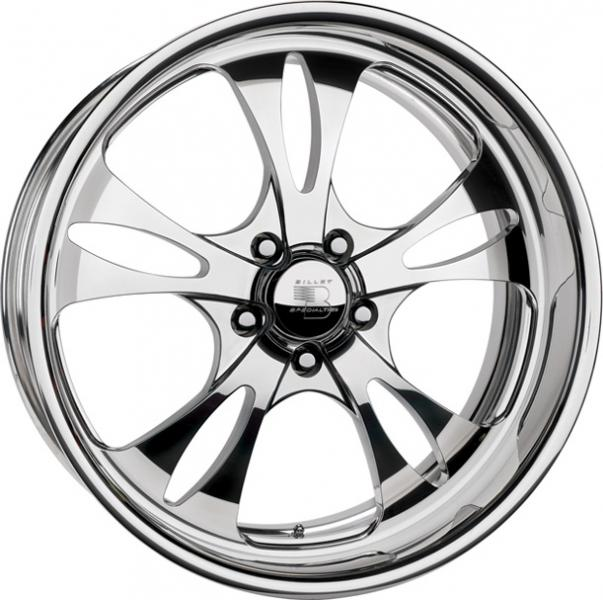 SLG SERIES SLG45 POLISHED RIM by BILLET SPECIALTIES WHEELS