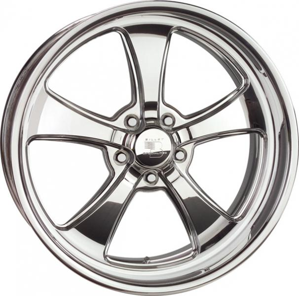 SLG SERIES SLG60 POLISHED RIM by BILLET SPECIALTIES WHEELS