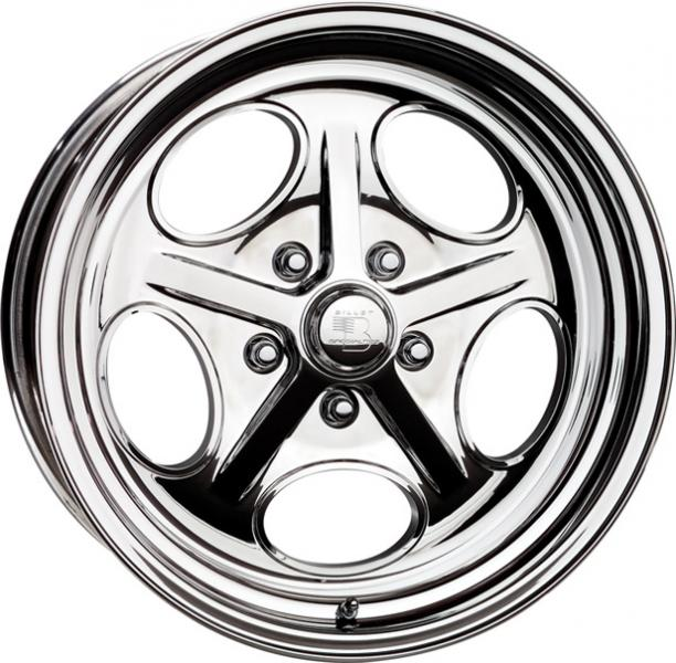 VINTAGE SERIES OUTLAW POLISHED RIM by BILLET SPECIALTIES WHEELS