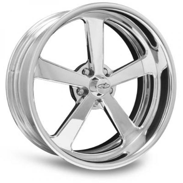 RALLY POLISHED RIM by INTRO WHEELS
