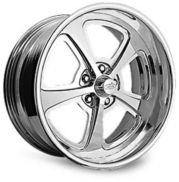 WESTCOAST POLISHED RIM by INTRO WHEELS