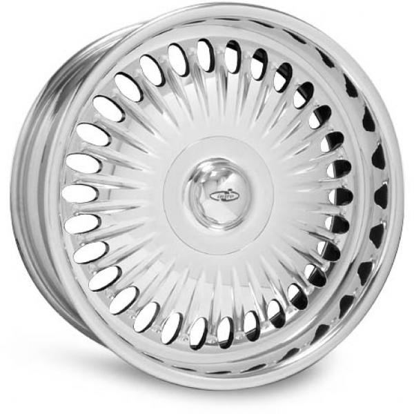 IMPERIAL POLISHED RIM by INTRO WHEELS