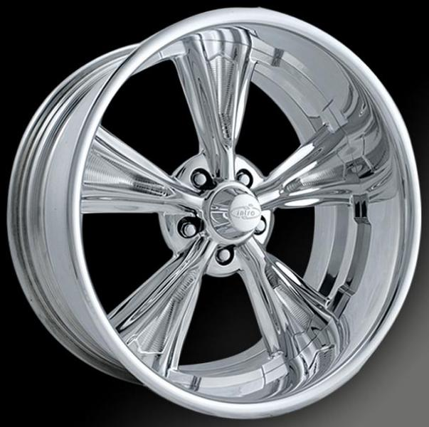 WHEELER POLISHED RIM by INTRO WHEELS
