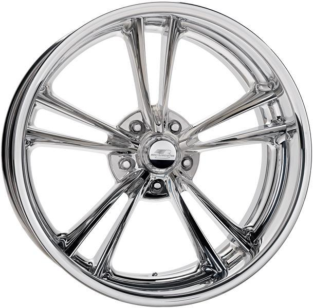 PROFILE COLLECTION FLARE POLISHED RIM by BILLET SPECIALTIES WHEELS