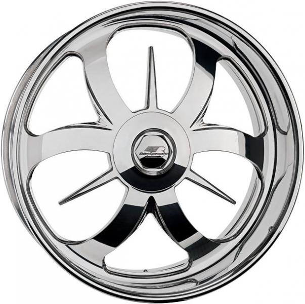 GS SERIES GS3D POLISHED RIM by BILLET SPECIALTIES WHEELS