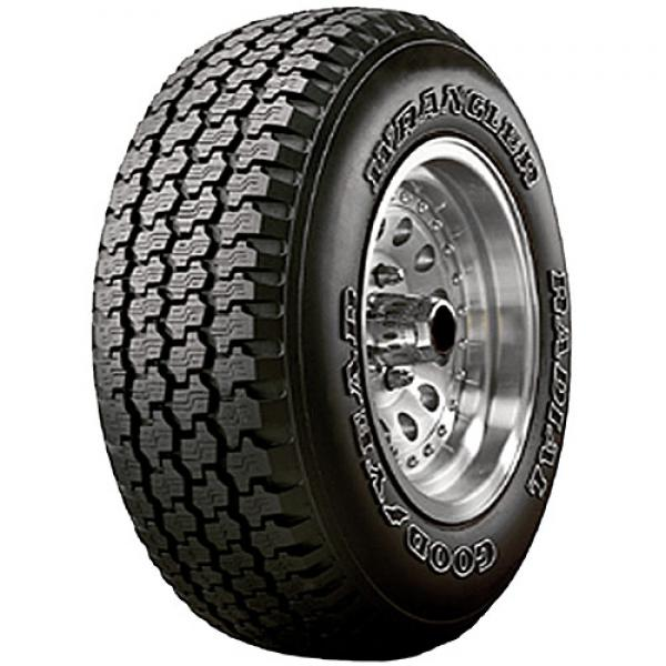 WRANGLER RADIAL  by GOODYEAR TIRES