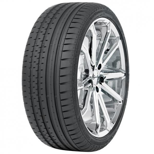 CONTI SPORT CONTACT 2 SSR RUNFLAT by CONTINENTAL TIRE