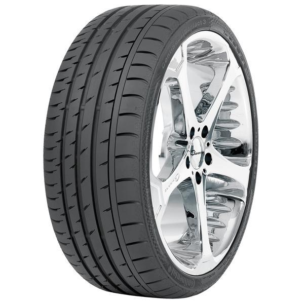 CONTI SPORT CONTACT 3 SSR RUNFLAT by CONTINENTAL TIRE
