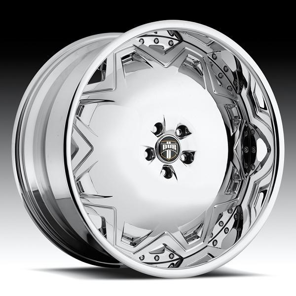 STREET SERIES WOOFER CHROME RIM by DUB FORGED