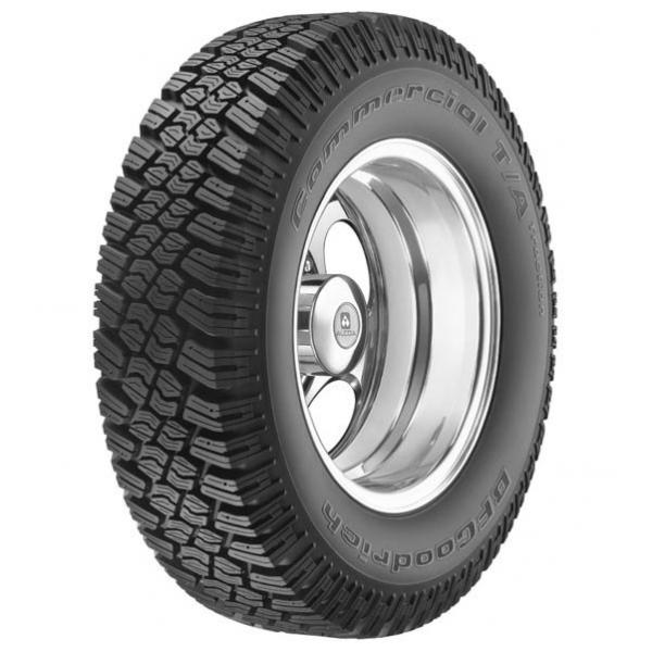 COMMERCIAL T/A TRACTION by BF GOODRICH TIRES
