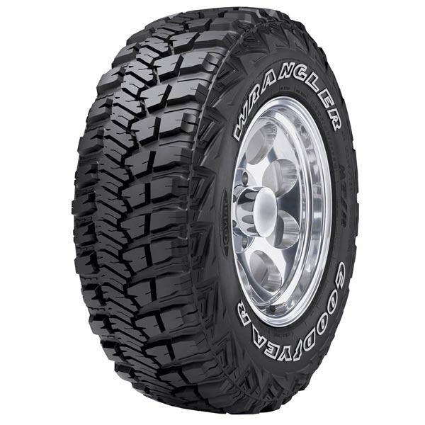 WRANGLER MT by GOODYEAR TIRES