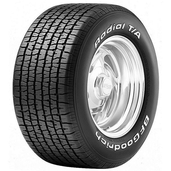 RADIAL T/A by BF GOODRICH TIRES