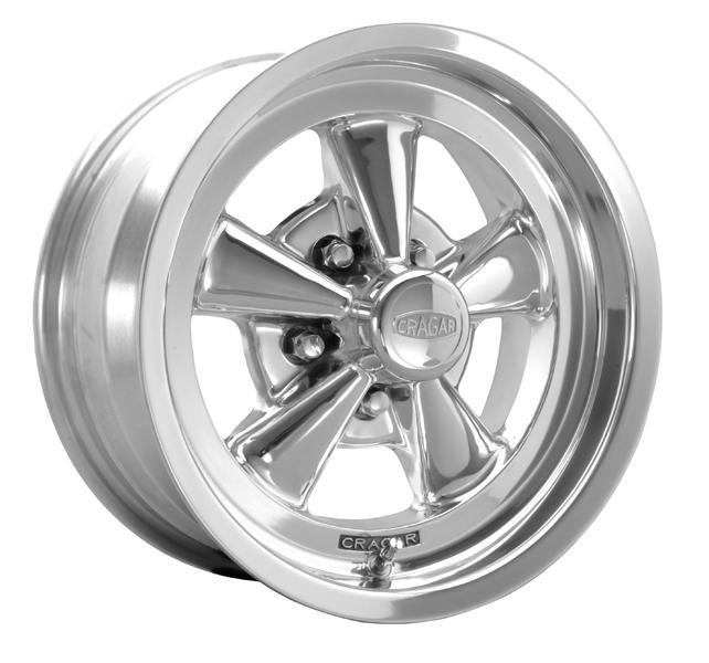 CRAGAR 610P S/S SUPER SPORT POLISHED RIM PPT by SPECIAL BUY WHEELS