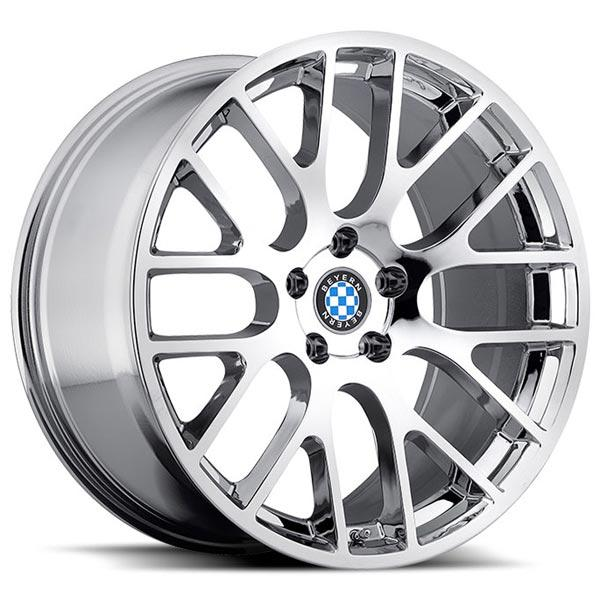 SPARTAN CHROME RIM by BEYERN WHEELS