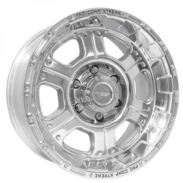 SERIES 1089 POLISHED RIM by PRO COMP ALLOYS WHEELS