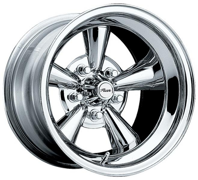 177C SUPREME CHROME PLATED RIM by PACER WHEELS