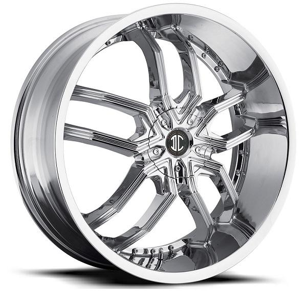 2 CRAVE N20 CHROME by 2 CRAVE WHEELS
