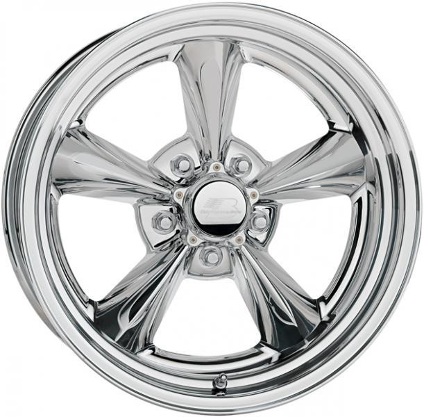 LEGENDS SERIES RIVAL POLISHED FAST TO BUILD by BILLET SPECIALTIES WHEELS