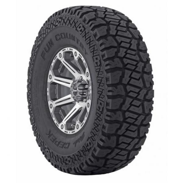 FUN COUNTRY TIRE by DICK CEPEK TIRE