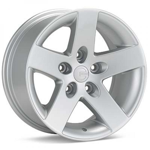 MR1X SILVER RIM by MAMBA OFFROAD WHEELS
