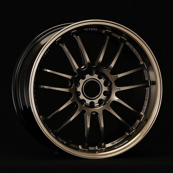 VOLK RACING WHEELS - RE30 - Hi-meta Bronze  by VOLK RACING
