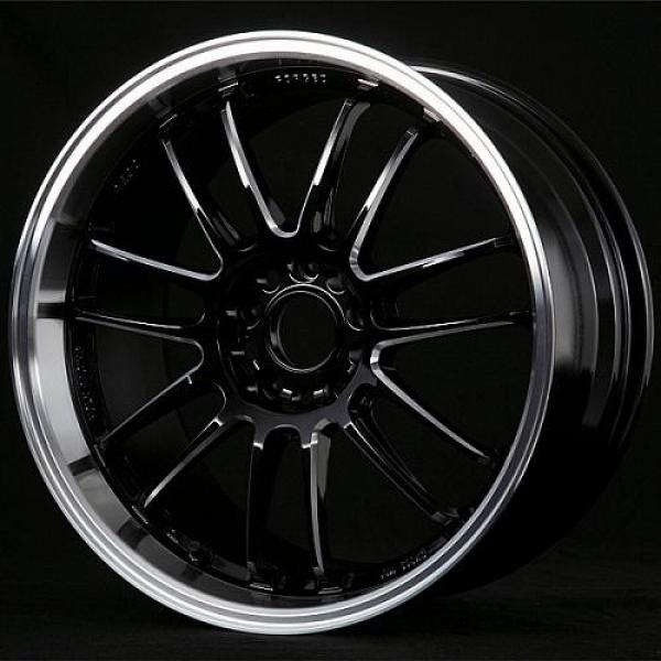 VOLK RACING WHEELS - RE30 - Black Machining Premium by VOLK RACING