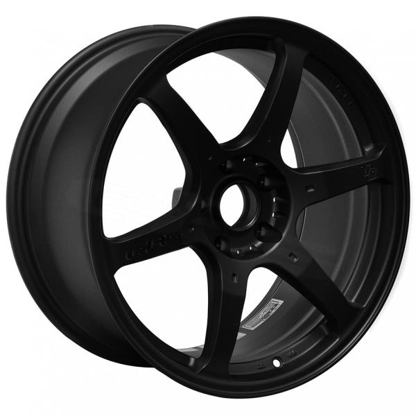 VOLK RACING WHEELS - G2 -Matte Black by VOLK RACING