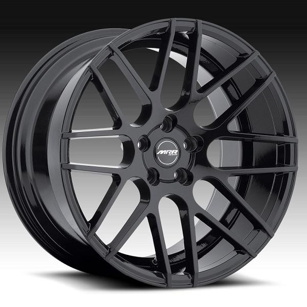 GF7 BLACK by MRR DESIGN WHEELS