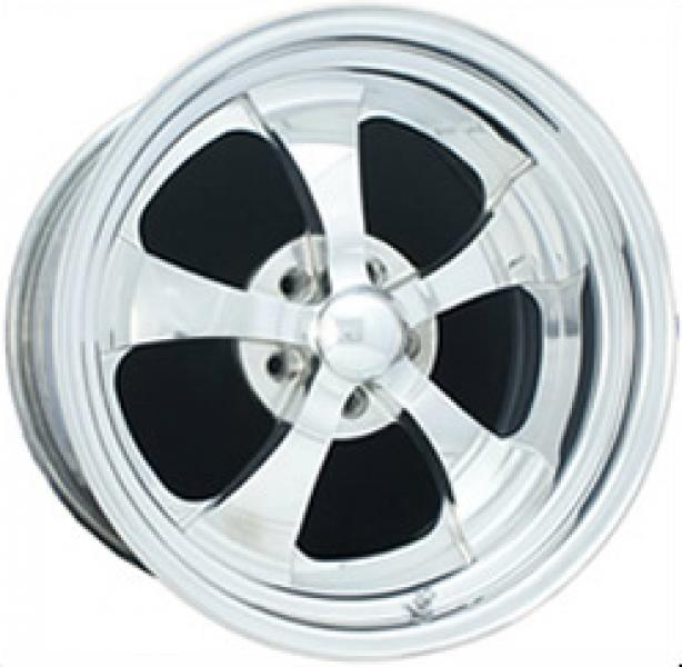 102 SERIES BILLET AXIOM POLISHED RIM by CIRCLE RACING WHEELS