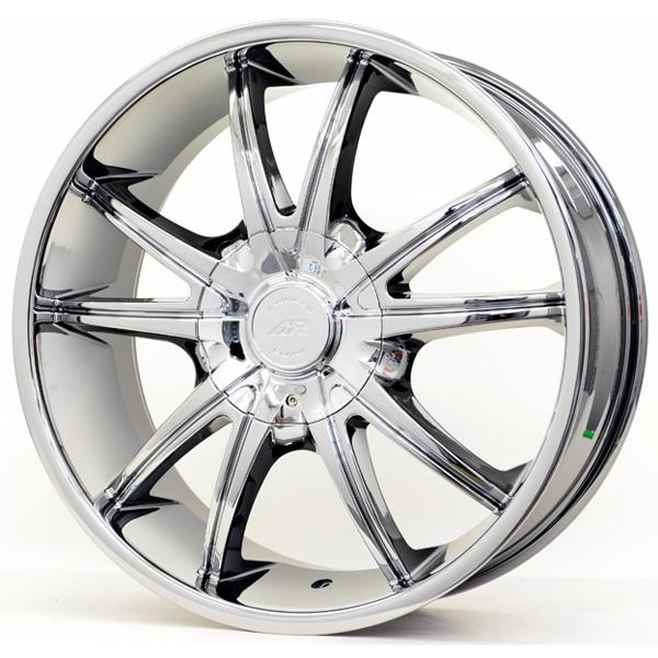 AMERICAN RACING AR897 BRIGHT PVD RIM PPT DISPLAY SET 1 SET ONLY - SOLD AS IS by SPECIAL BUY WHEELS