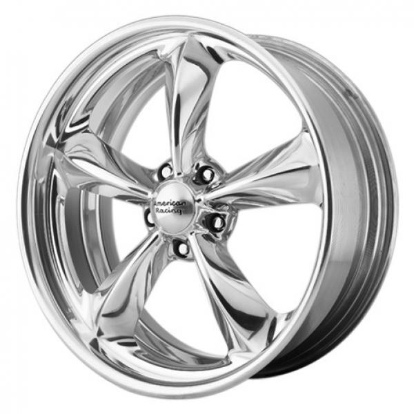 VN425 TORQ THRUST SL POLISHED by AMERICAN RACING WHEELS