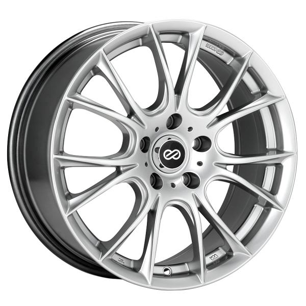 AMMODO HYPER SILVER WHEEL by ENKEI WHEELS
