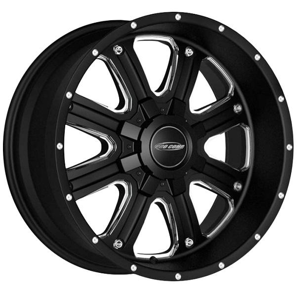 PHANTOM SERIES 5182 MATTE BLACK RIM by PRO COMP ALLOYS WHEELS