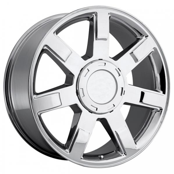 CADILLAC ESCALADE STYLE 36 CHROME RIM by FACTORY REPRODUCTIONS WHEELS
