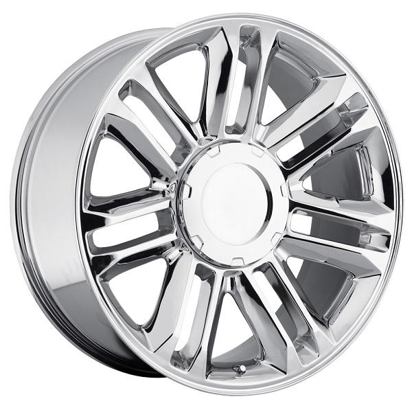 CADILLAC ESCALADE PLATINUM STYLE 39 CHROME RIM by FACTORY REPRODUCTIONS WHEELS