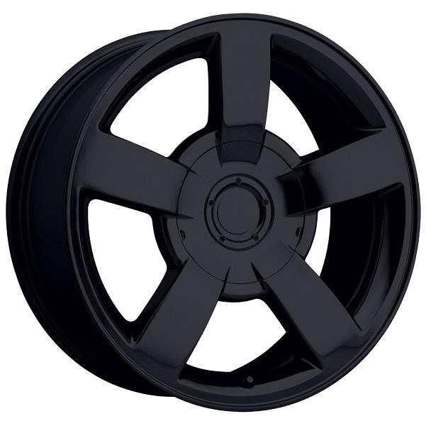 CHEVY 1500 SS STYLE 33 MATTE BLACK RIM by FACTORY REPRODUCTIONS WHEELS